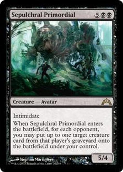 MtG Gatecrash Rare Sepulchral Primordial #75