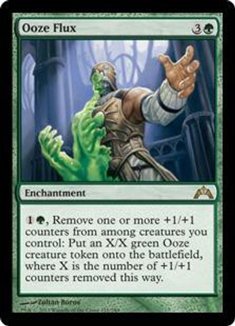 MtG Gatecrash Rare Ooze Flux #128