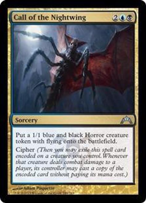 MtG Gatecrash Uncommon Call of the Nightwing #149