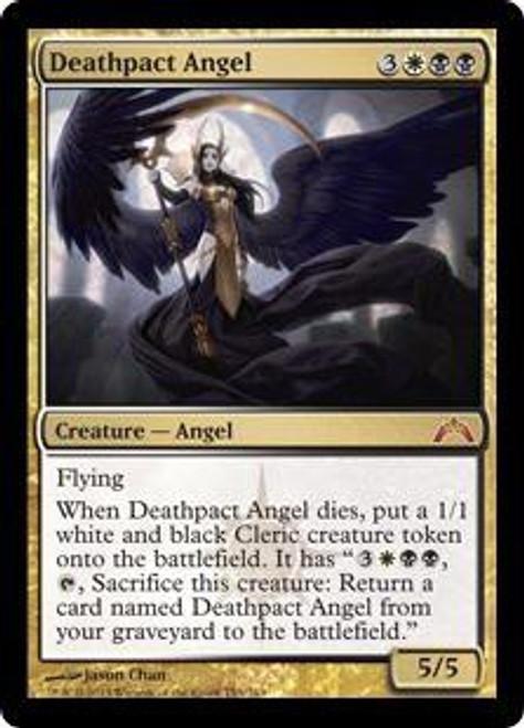 MtG Gatecrash Mythic Rare Deathpact Angel #153