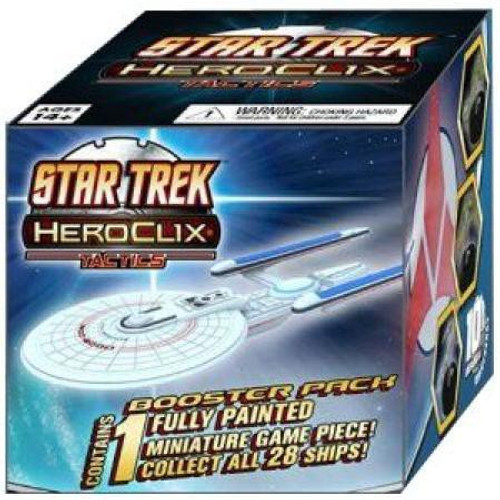 HeroClix Star Trek Tactics DIsplay Box