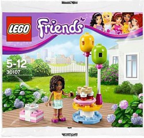 LEGO Friends Birthday Party Mini Set #30107 [Bagged]
