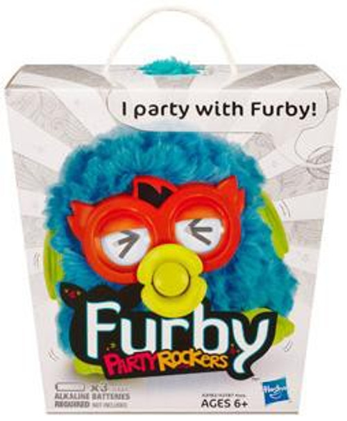 Furby Party Rockers Twittby Electronic Figure