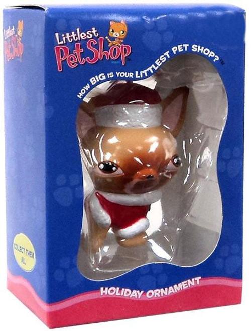 Littlest Pet Shop Chihuahua Ornament