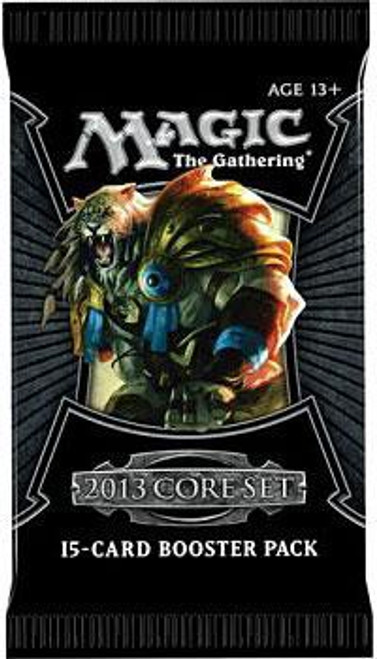 MtG Trading Card Game 2013 Core Set Booster Pack