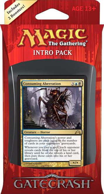 MtG Trading Card Game Gatecrash Dimir Dementia Intro Pack