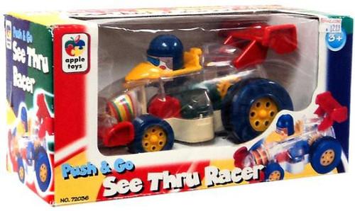 Apple Toys Push & Go See Thru Racer #5236