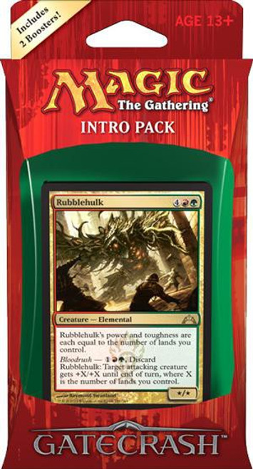 MtG Trading Card Game Gatecrash Gruul Goliaths Intro Pack