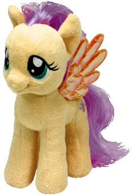 My Little Pony Fluttershy Beanie Baby Plush