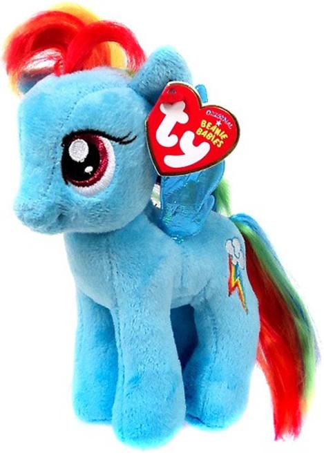 My Little Pony Rainbow Dash Beanie Baby Plush