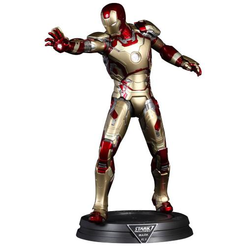 Iron Man 3 Power Pose Iron Man Mark XLII Collectible Figure