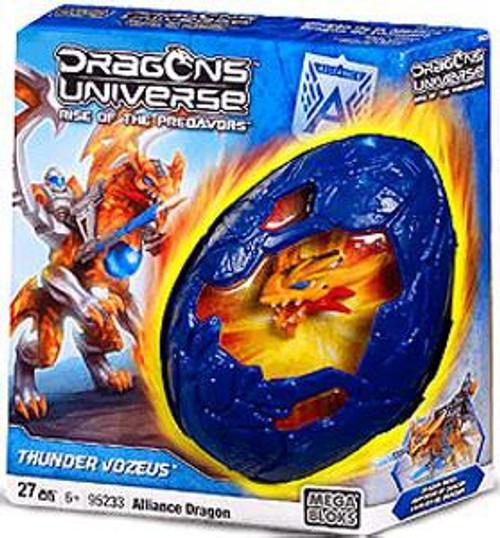 Mega Bloks Dragons Universe Thunder Vozeus Set #95233