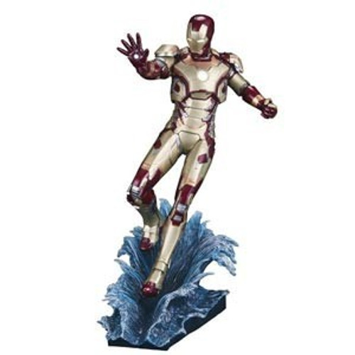Iron Man 3 ArtFX Iron Man Mark 42 15-Inch Fine Art Statue