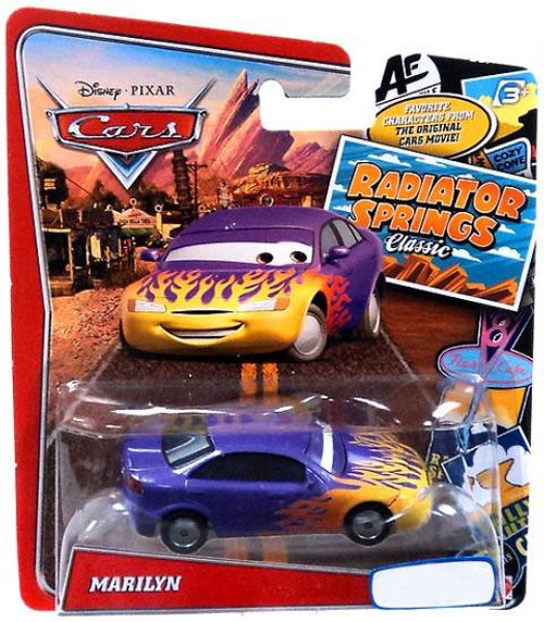 Disney / Pixar Cars Radiator Springs Classic Marilyn Exclusive Diecast Car