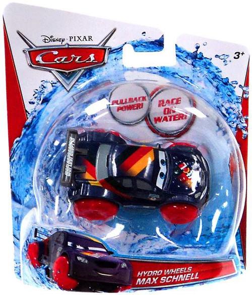 Disney / Pixar Cars Hydro Wheels Max Schnell Plastic Car