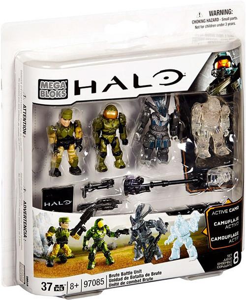 Mega Bloks Halo Brute Battle Pack Set #97085