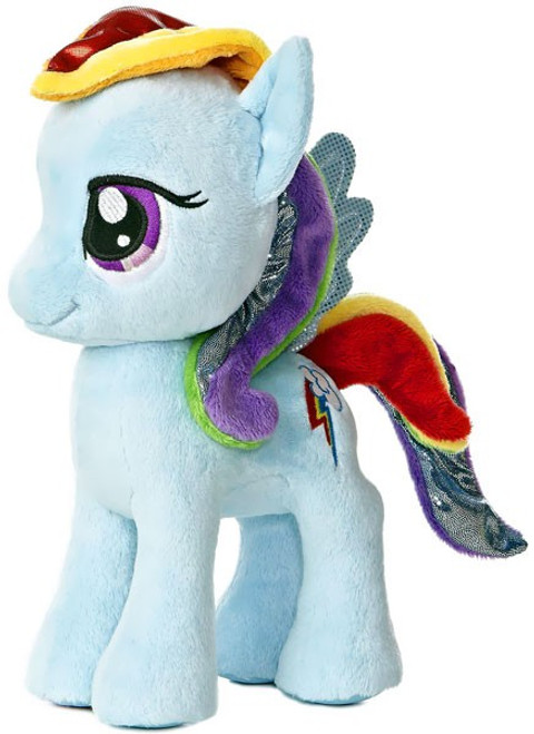 My Little Pony Friendship is Magic Large 10 Inch Rainbow Dash Plush