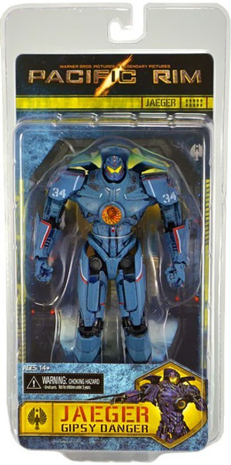 NECA Pacific Rim Series 1 Gipsy Danger Action Figure