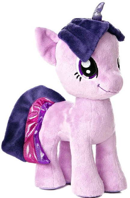 My Little Pony Friendship is Magic Large 10 Inch Twilight Sparkle Plush