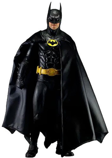 NECA DC Quarter Scale Batman Action Figure [1989, Michael Keaton] (Pre-Order ships March)