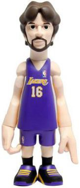 NBA Los Angeles Lakers Series 2 Pau Gasol Action Figure [Purple Uniform]