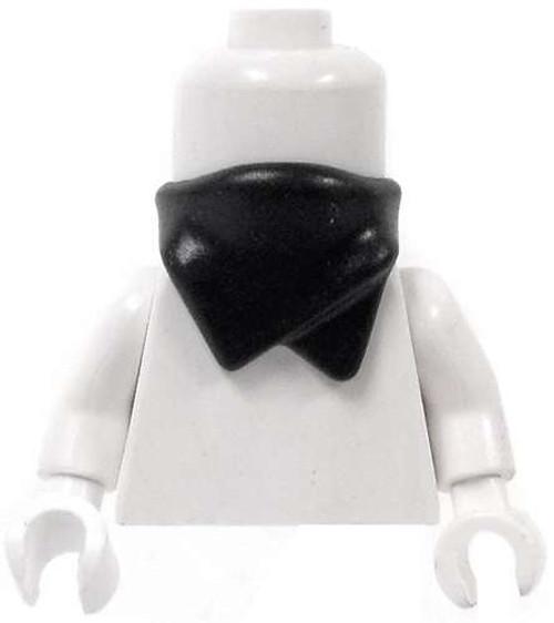 LEGO Black Bandana Loose Accessory [Classic Version Loose]