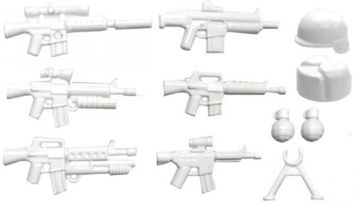 BrickArms Arctic Warfare 2.5-Inch Weapons Pack