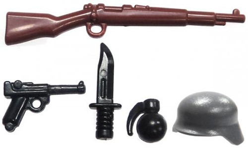 BrickArms German Rifleman Battle Kit Exclusive 2.5-Inch Weapons Pack