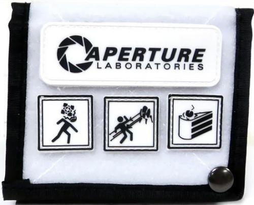 Portal 2 Aperture Labratories Wallet