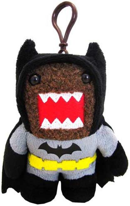 Dark Knight Batman Domo 4-Inch Plush Clip On
