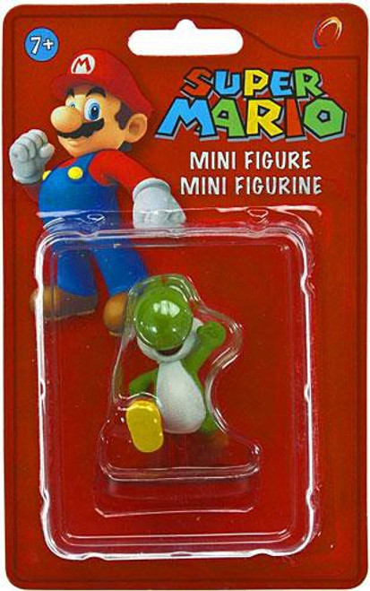 Super Atomic Fun Team Yoshi Mini Figure [Green]