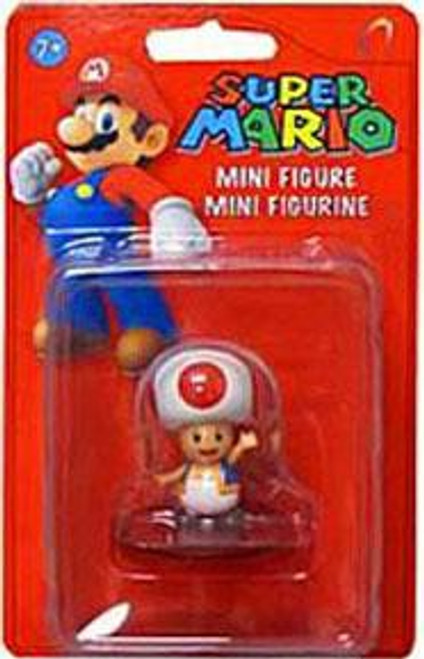 Super Atomic Fun Team Toad Mini Figure