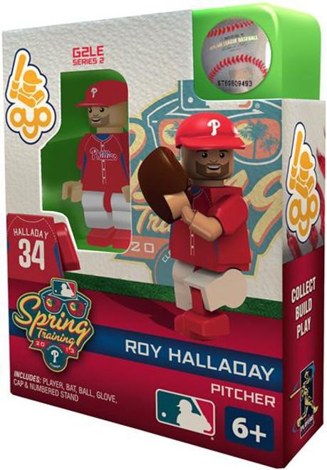 Philadelphia Phillies MLB Generation 2 Series 2 Roy Halladay Minifigure [Spring Training]