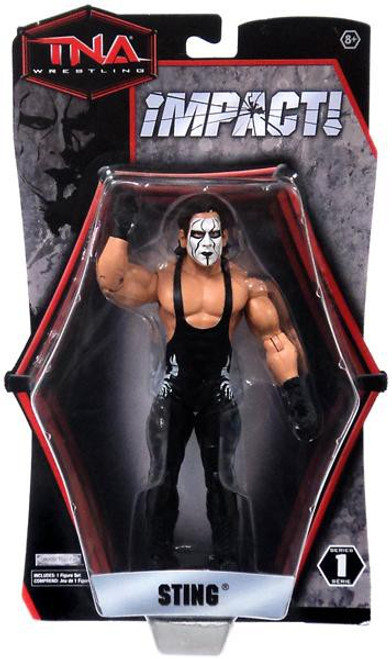 TNA Wrestling Impact Series 1 Sting Action Figure