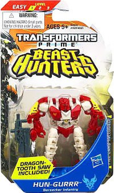 Transformers Prime Beast Hunters Hun Gurrr Legion Action Figure