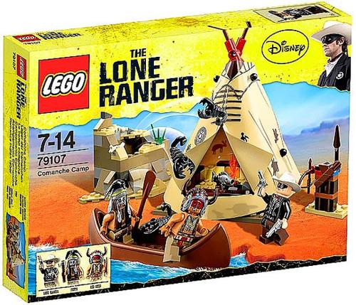 LEGO The Lone Ranger Comanche Camp Set #79107