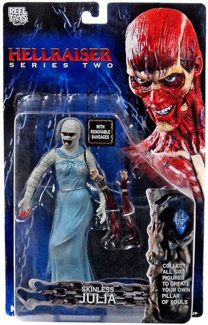 NECA Hellraiser Series 2 Skinless Julia Action Figure