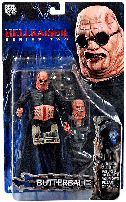 NECA Hellraiser Series 2 Butterball Action Figure