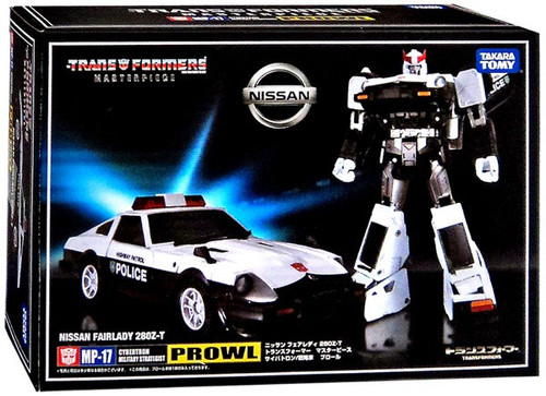 Transformers Japanese Masterpiece Collection Prowl Action Figure MP-17