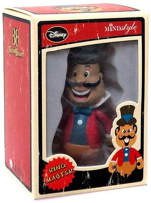 Disney Pinocchio Basix Beanz Series 1 Ring Master 3-Inch Vinyl Figure