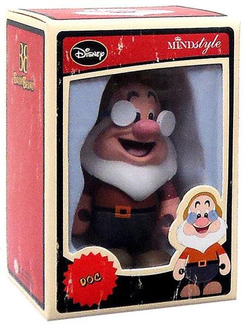 Disney Snow White Basix Beanz Series 1 Doc 3-Inch Vinyl Figure