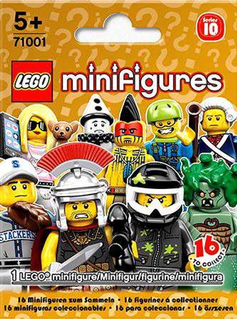 LEGO Minifigures Series 10 Mystery Pack