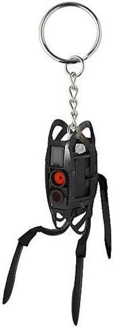 Portal 2 Vinyl Turret Keychain [Black]