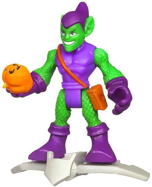 Marvel Playskool Heroes Super Hero Adventures Green Goblin Mini Figure [Bagged]