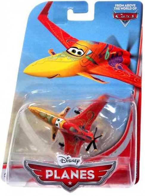 Disney Planes Ishani Diecast Plane