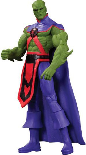 DC Justice League The New 52 Martian Manhunter Action Figure