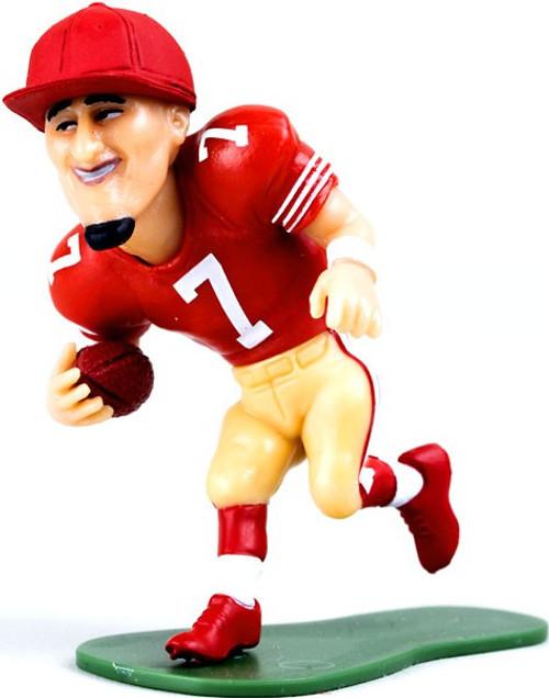 McFarlane Toys NFL San Francisco 49ers Small Pros Series 2 Colin Kaepernick Mini Figure [Red Jersey Loose]