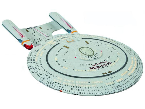 Star Trek: The Next Generation Starship Legends U.S.S. Enterprise NCC 1701-D 16-Inch Electronic Starship