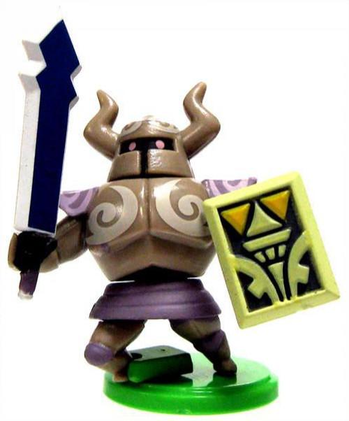 The Legend of Zelda Spirit Tracks 2 Furuta Choco Egg Phantom 1.5-Inch PVC Figure