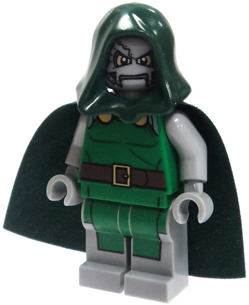 LEGO Marvel Super Heroes Dr. Doom Minifigure [Loose]